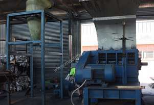 Plastic cutter Granulator Shredder