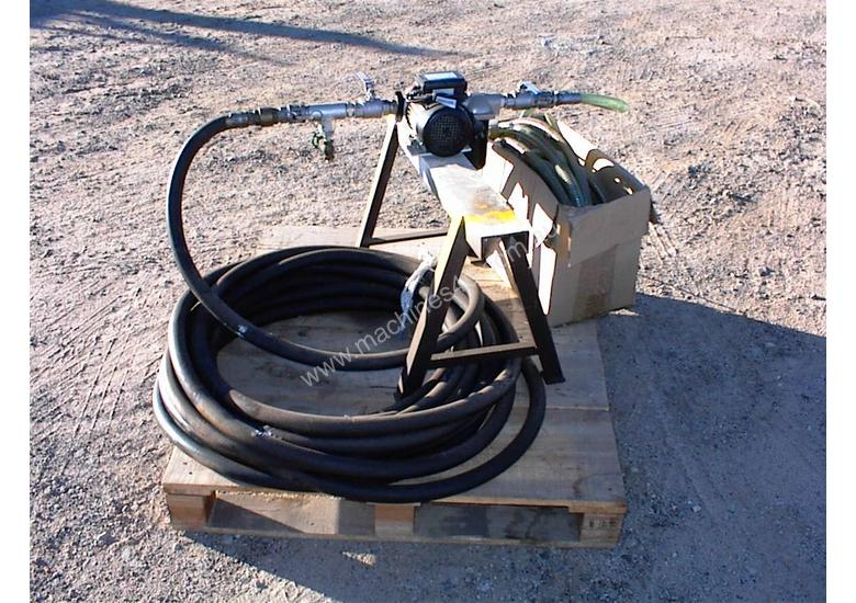 Fuel transfer pump unit