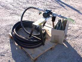 Fuel transfer pump unit - picture4' - Click to enlarge