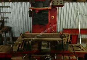 Cylinder boring and milling machine