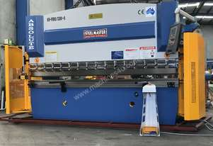 Steelmaster ABSOLUTE 3200mm x 90Ton NC2 Pressbrake