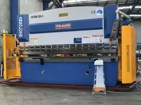 Steelmaster ABSOLUTE 3200mm x 90Ton NC2 Pressbrake - picture0' - Click to enlarge