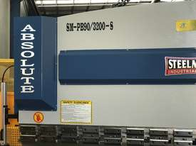 Steelmaster ABSOLUTE 3200mm x 90Ton NC2 Pressbrake - picture18' - Click to enlarge