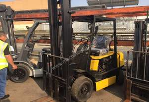 Yale   LPG USED FORKLIFT