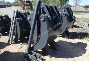 ROO ATTACHMENTS 12,20,30 TONN Grapple/Grab Attachments