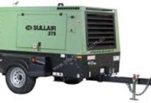Sullair 375HH diesel air compressor