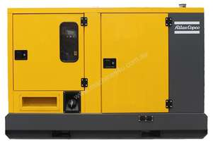 Atlas Copco Prime Fixed Generator QES 60  Temporary Power Generator