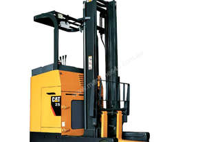 Caterpillar Stand-on 2.5 Tonne Reach Truck