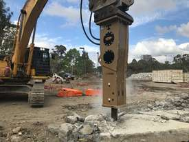 TECNA T400 HYDRAULIC BREAKERS - Exclusive to Boss Attachments - picture17' - Click to enlarge