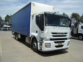 Iveco Stralis ATi 360 Curtainsider Truck - picture1' - Click to enlarge