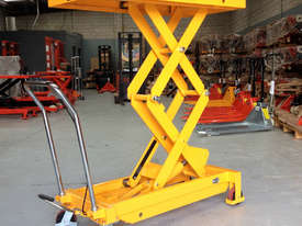 700kg double scissor lift table/trolley - picture0' - Click to enlarge