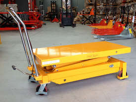 700kg double scissor lift table/trolley - picture1' - Click to enlarge