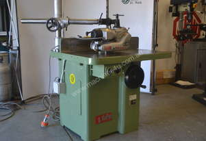 Tilting Spindle moulder Heavy Duty