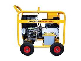Crommelins 8kVA Generator Worksite Approved - picture3' - Click to enlarge