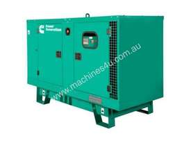 Cummins 33kva Three Phase CPG Diesel Generator - picture3' - Click to enlarge