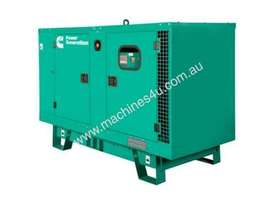 Cummins 33kva Three Phase CPG Diesel Generator - picture14' - Click to enlarge