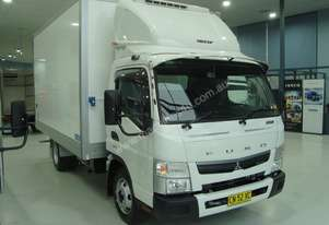 Fuso Canter 815 Wide Refrigerated Truck