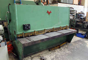 Verrina CS 10 2550 Hydraulic Guillotine