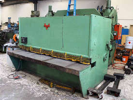 Verrina CS 10 2550 Hydraulic Guillotine - picture1' - Click to enlarge