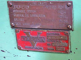 Verrina CS 10 2550 Hydraulic Guillotine - picture2' - Click to enlarge