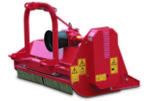 MEAAT Light Duty Mulcher