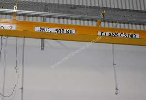 Demag A Frame with Hoist