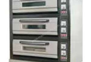 Amalfi Series Electric Three Deck Oven - 6 Trays : 3D6T