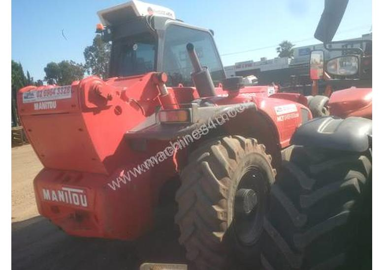 2006 Manitou MLT 845 120 4.5 Tonne Telescopic Telehandler Serviced and Low hours