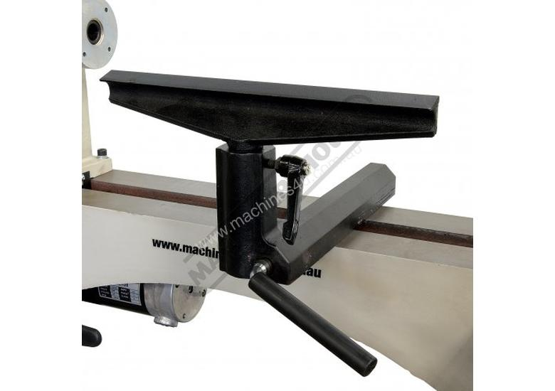 WL-14V Mini Wood Lathe 356mm Swing x 470mm Between Centres Electronic Variable Spindle Speed with Di