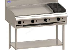 Luus BCH-12P 1200mm Grill & Shelf Essentials Series