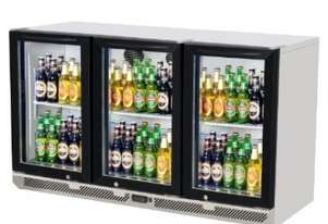 Turbo Air TB13-3G (900) BAR BOTTLE COOLER Refrigerator