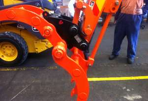 2.5-3.5 Tonne Grapple Australian Manufactured Attachment