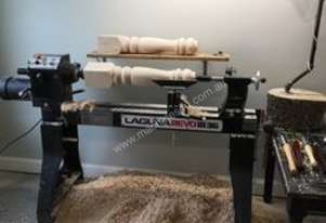 Laguna Lathe REVO 24-36 – 3HP -  Will exceed your expectations