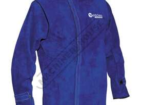 WC-01783 Professional Promax BL7 Welding Jacket Size: XL - Extra Large Premium A-Grade Cowhide Leath - picture2' - Click to enlarge