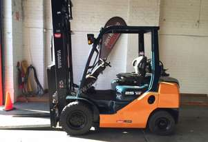 Toyota 32-8FG25 4000mm 2012 Deluxe Pack - 5348 Hours