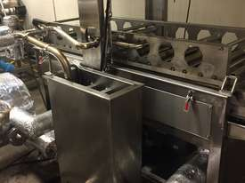 Continuous Deep Fryer (Curtain Fryer) For Industrial Manufacturing - picture0' - Click to enlarge