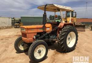 Fiat   500 2WD Tractor