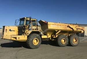 Volvo A35 Articulated Off Highway Truck