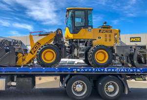 NEW 2019 ACE AL200 5.2T ARTICULATED WHEEL LOADER