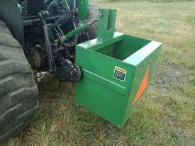 John Deere 4720 Tractor 59HP 4x4 with Front End Loader 4-in-1 bucket - picture1' - Click to enlarge
