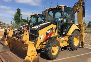 CATERPILLAR 422E Backhoe Loaders