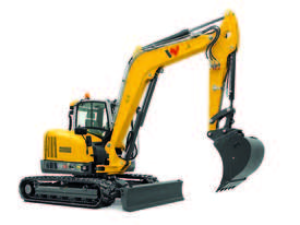 EZ80 Zero Tail Excavator - picture13' - Click to enlarge