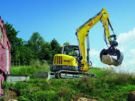 EZ80 Zero Tail Excavator - picture11' - Click to enlarge