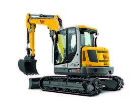 EZ80 Zero Tail Excavator - picture6' - Click to enlarge