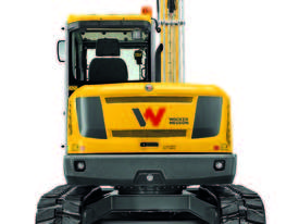 EZ80 Zero Tail Excavator - picture7' - Click to enlarge
