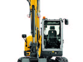 EZ80 Zero Tail Excavator - picture9' - Click to enlarge