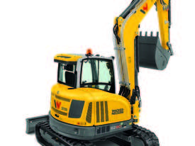 EZ80 Zero Tail Excavator - picture8' - Click to enlarge