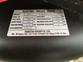 1.2 Ton Li-ion Battery Pallet Truck For Sale Melbourne - picture5' - Click to enlarge