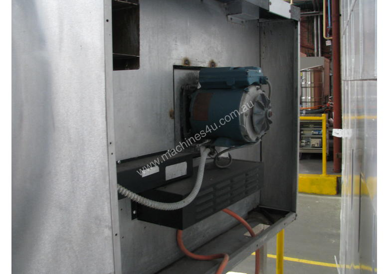 Used garland dc 750 commercial ovens in broadmeadows vic price 3500 large commercial kitchen convection electric oven publicscrutiny Choice Image