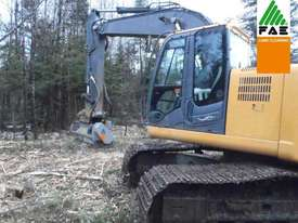 DML/HY Mulcher with fixed teeth rotor for excavators - picture2' - Click to enlarge